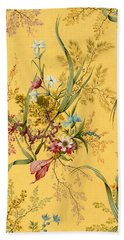 Marble End Paper  Beach Towel