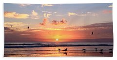 Painted Sky Beach Towel