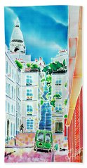 Passage Cottin Beach Towel