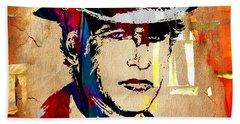 Paul Newman Collection Beach Towel