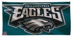 Philadelphia Eagles Uniform Beach Towel