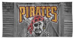 Pittsburgh Pirates Beach Towel