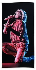 Rod Stewart Beach Towel