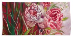 Roses Roses Beach Sheet