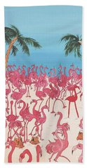 Royal Roost Beach Towel