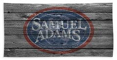 Samuel Adams Beach Towel
