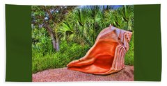 Shell Attack Beach Towel