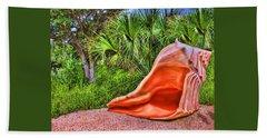 Shell Attack Beach Towel