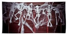Skeletons Beach Towel