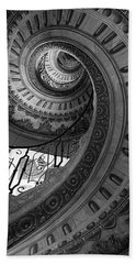 Spiral Staircase Beach Sheet