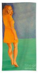 Spring Beach Towel