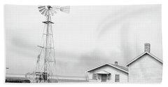 Texas Dust Storm, 1936 Beach Towel
