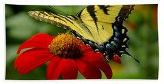 Tiger Swallowtail  Beach Sheet