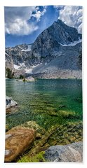 Treasure Lakes Beach Towel