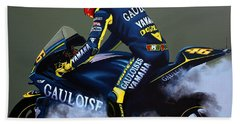 Valentino Rossi Beach Towel