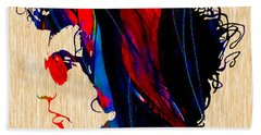 Bob Dylan Beach Towel