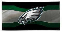 Philadelphia Eagles Beach Towel