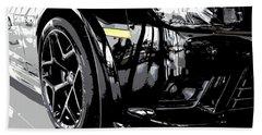 2014 Chevrolet Camaro Z28 Xl Beach Towel