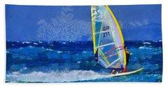 Windsurfing Beach Sheet