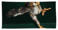 29. Yamato Chick Beach Towel