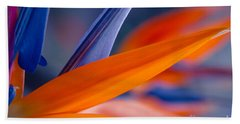 Beach Towel featuring the photograph Art By Nature by Sharon Mau