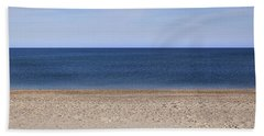 Color Bars Beach Scene Beach Towel