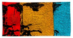 3 Dimensional Elvis Beach Towel