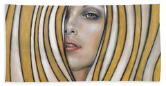 Golden Dream 060809 Beach Towel