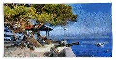 Hydra Island Beach Sheet