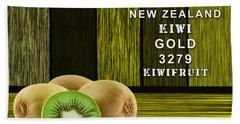 Kiwi Farm Beach Towel