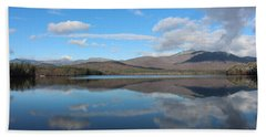 Chocorua Lake Beach Towel