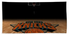 New York Knicks Beach Towel