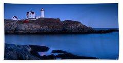 New England Coast Beach Towels