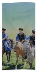 Puszta Cowboys Beach Towel