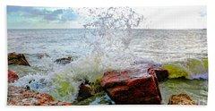 Quintana Jetty Beach Sheet
