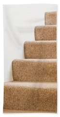 Stairs Beach Towel