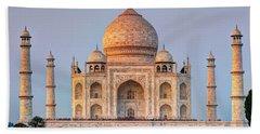 Taj Mahal Beach Sheet
