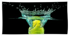 Tennis Ball Beach Towel
