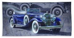 32 Packard Beach Towel