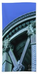 35x11 Perrys Victory Memorial Photo Beach Towel
