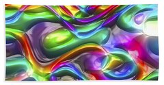 Abstract Series 38 Beach Towel