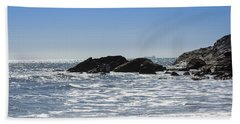 Cornish Seascape Gunwalloe Beach Towel