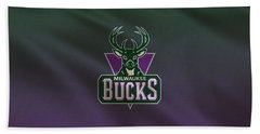 Milwaukee Bucks Uniform Beach Towel