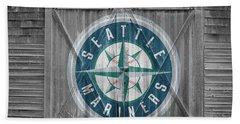 Seattle Mariners Beach Towel