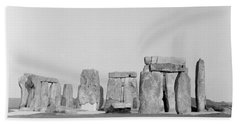 Stonehenge Beach Towel