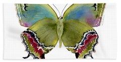 46 Evenus Teresina Butterfly Beach Towel
