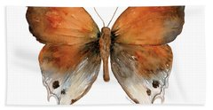 47 Mantoides Gama Butterfly Beach Towel