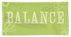 Balance Beach Towel