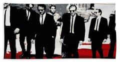 Reservoir Dogs Beach Towel