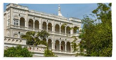 The Aga Khan Palace Beach Towel